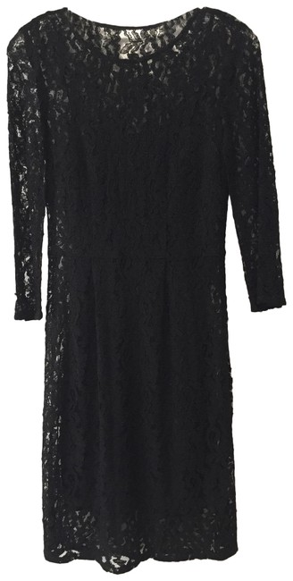 Preload https://item5.tradesy.com/images/madewell-black-mid-length-cocktail-dress-size-0-xs-23331444-0-1.jpg?width=400&height=650