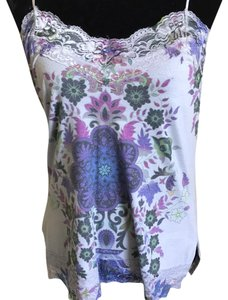 Weavers Top Floral and Grey