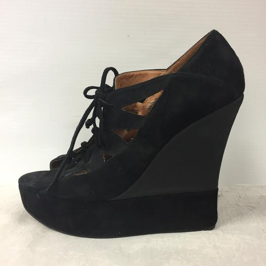 Jeffrey Campbell Black Platforms