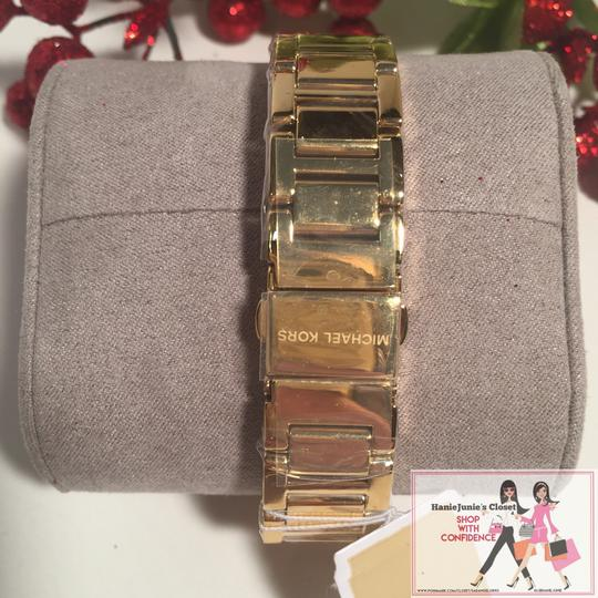 Michael Kors MICHAEL KORS TARYN MOTHER OF PEARL GOLD WATCH