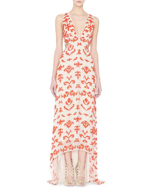 Preload https://item4.tradesy.com/images/alice-olivia-multi-colored-juela-beaded-cutout-high-low-gown-night-out-dress-size-0-xs-23331663-0-0.jpg?width=400&height=650