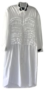 Simone Rocha short dress white on Tradesy