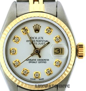 Rolex 26MM Ladies Datejust with Box & Appraisal Watch