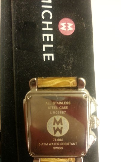 Michele Watches Michele Urban Square Chronograph Watch Model #71-604