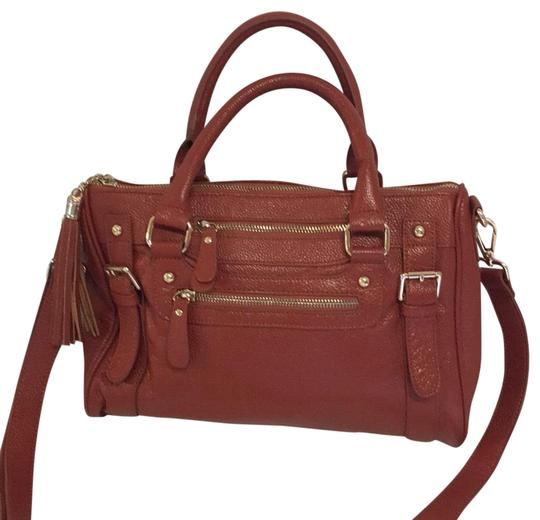 Preload https://item1.tradesy.com/images/erica-anenberg-venteux-convertible-chestnut-pebbled-leather-satchel-23331750-0-1.jpg?width=440&height=440
