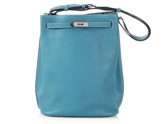 Preload https://item5.tradesy.com/images/hermes-kelly-so-kelly-26-clemence-jean-blue-leather-shoulder-bag-23331764-0-0.jpg?width=440&height=440