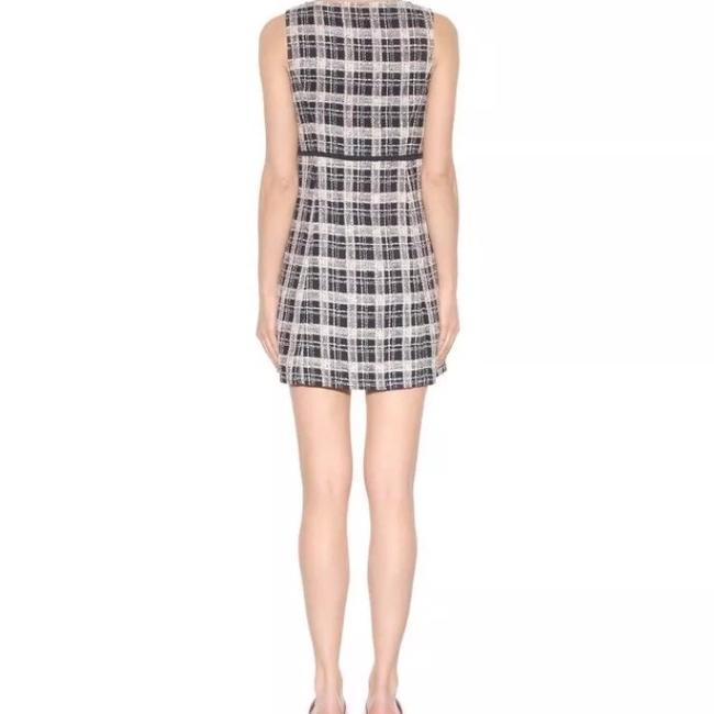 Miu Miu short dress black and pink on Tradesy