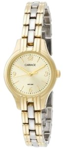 Timex Timex Female Dress Watch C3C382 Silver Gold Analog
