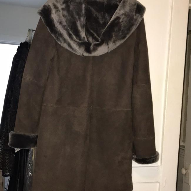 Enrico Ferratti Fur Coat