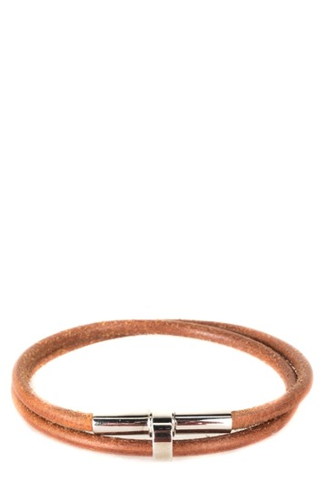 Preload https://img-static.tradesy.com/item/23331958/hermes-brown-leather-bracelet-0-0-540-540.jpg