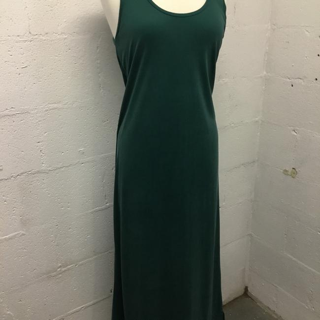Emerald Maxi Dress by By Malene Birger
