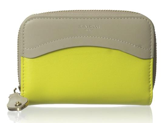 Preload https://img-static.tradesy.com/item/23332018/nina-ricci-multicolor-yellow-ivory-lambskin-leather-colorblock-zip-around-wallet-0-0-540-540.jpg