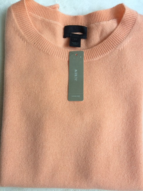 J Crew Collection Italian Cashmere Tea Sweater Sweater