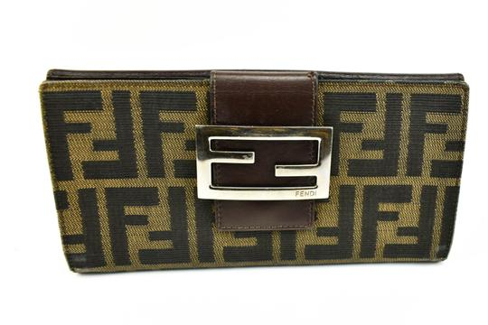 Preload https://item5.tradesy.com/images/fendi-brown-leather-and-ff-logo-long-continental-m-wallet-23332054-0-0.jpg?width=440&height=440