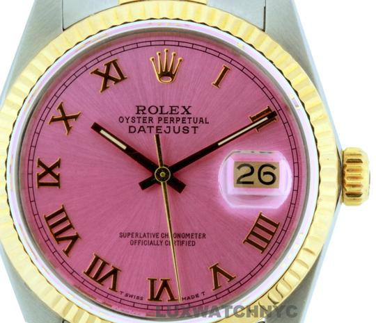 Preload https://item2.tradesy.com/images/rolex-36mm-roelx-datejust-gold-ss-with-box-and-appraisal-watch-23332081-0-1.jpg?width=440&height=440