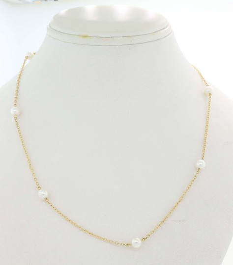 Tiffany & Co. Tiffany & Co. Elsa Peretti Pearls By The Yard Sprinkle Gold Necklace