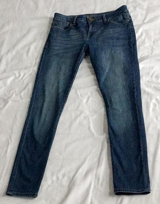 DL1961 Stretchy Skinny Jeans-Medium Wash