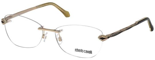 Preload https://item3.tradesy.com/images/roberto-cavalli-028-black-and-rose-gold-alkres-814-blackgold-rimless-eyeglasses-23332177-0-1.jpg?width=440&height=440