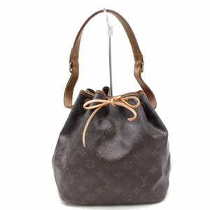 Louis Vuitton M42226 Petit Noe Lv Monogram Shoulder Bag