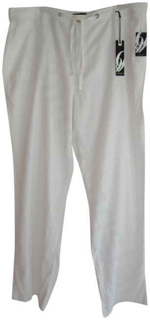 Preload https://item1.tradesy.com/images/nine-west-white-drawstring-straight-leg-beach-style-no-60323119415-relaxed-fit-pants-size-22-plus-2x-23332215-0-4.jpg?width=400&height=650