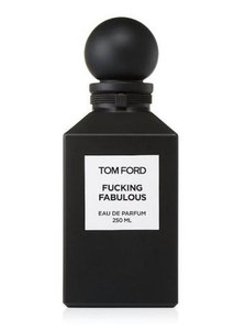 Tom Ford F. Fabulous Eau de Parfum Filled in 10ML Black Travel Spray Only