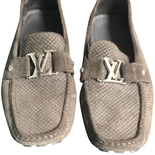 Preload https://item5.tradesy.com/images/louis-vuitton-olive-loafer-flats-size-us-115-regular-m-b-23332269-0-1.jpg?width=440&height=440