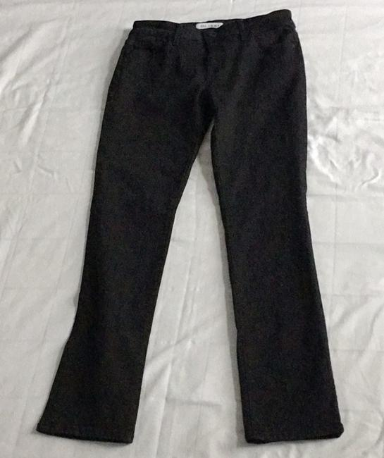 DL1961 Stretchy Straight Leg Jeans-Dark Rinse