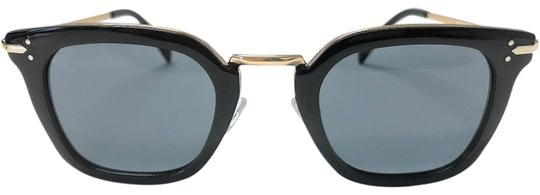 Preload https://img-static.tradesy.com/item/23332364/celine-black-cl41402s-anwg8-cl41402s-gold-dark-gray-new-sunglasses-0-1-540-540.jpg