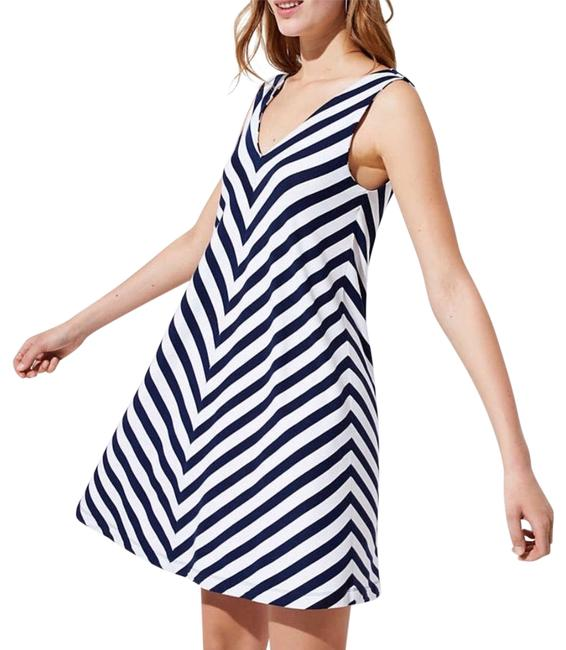 Preload https://img-static.tradesy.com/item/23332432/ann-taylor-loft-blue-white-o-chevron-swing-mid-length-casual-maxi-dress-size-10-m-0-1-650-650.jpg