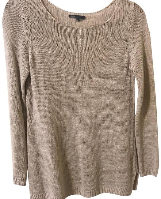 Preload https://item1.tradesy.com/images/vince-106730-beigeoatmeal-sweater-23332445-0-1.jpg?width=400&height=650