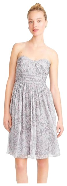 Preload https://img-static.tradesy.com/item/23332462/jcrew-orchid-smoke-marbella-strapless-in-watercolor-silk-chiffon-short-cocktail-dress-size-0-xs-0-1-650-650.jpg