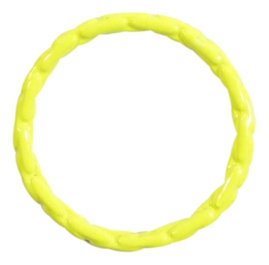 Preload https://img-static.tradesy.com/item/23332475/madewell-fluorescent-yellow-neon-chain-ring-0-2-540-540.jpg