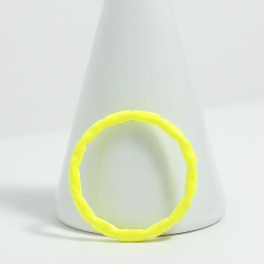 Madewell Neon Chain Ring