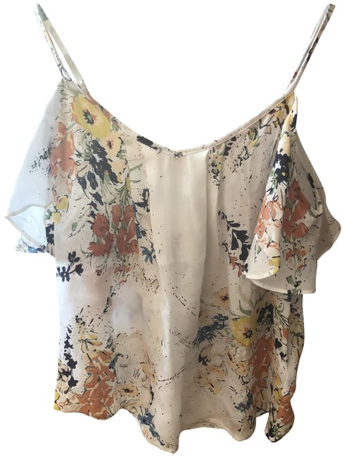 Preload https://img-static.tradesy.com/item/23332524/joie-floral-blouse-size-2-xs-0-1-650-650.jpg