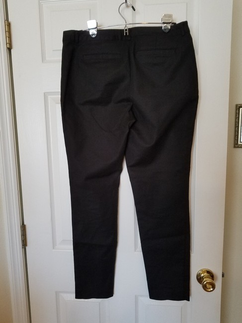 Michael Kors Straight Pants Black
