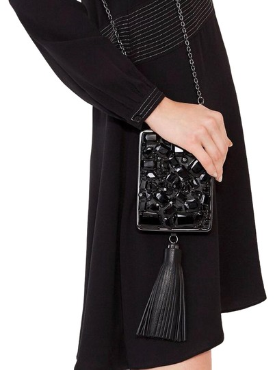 Preload https://item3.tradesy.com/images/tory-burch-adele-new-tags-tassel-beaded-embellished-shoulder-evening-minaudiere-black-leather-glass--23332572-0-1.jpg?width=440&height=440