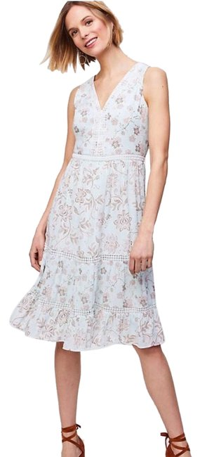 Preload https://item5.tradesy.com/images/ann-taylor-loft-green-white-lacy-floral-romantic-mid-length-casual-maxi-dress-size-6-s-23332574-0-1.jpg?width=400&height=650