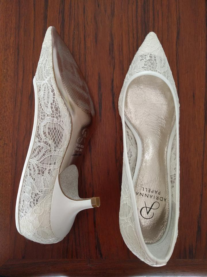 Adrianna Heels Lace Darcy Ivory Papell Formal OPxOwz