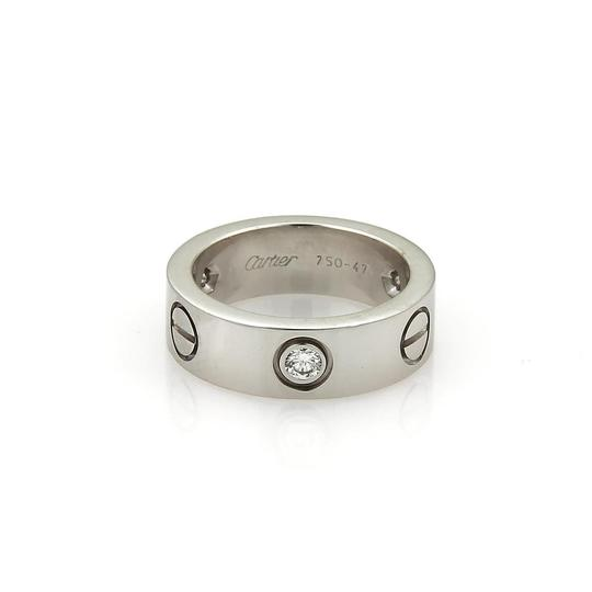 Preload https://item5.tradesy.com/images/cartier-love-3-diamond-18k-white-gold-55mm-band-size-eu-47-us-4-cert-ring-23332674-0-0.jpg?width=440&height=440