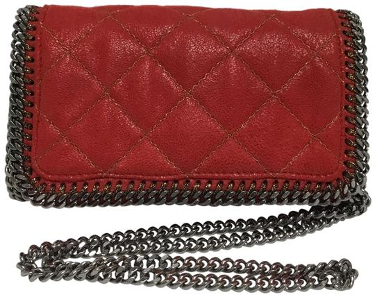 Preload https://item1.tradesy.com/images/stella-mccartney-falabella-red-faux-leather-cross-body-bag-23332695-0-2.jpg?width=440&height=440