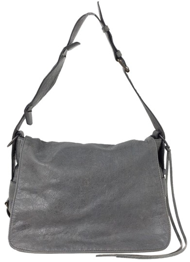 Preload https://item5.tradesy.com/images/balenciaga-handbag-gray-goat-skin-leather-shoulder-bag-23332714-0-1.jpg?width=440&height=440