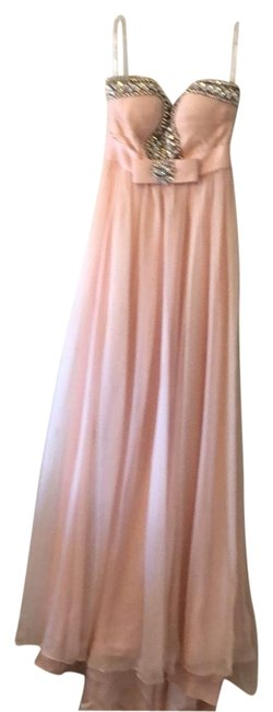 Preload https://img-static.tradesy.com/item/23332734/sherri-hill-light-pink-long-formal-dress-size-4-s-0-1-650-650.jpg