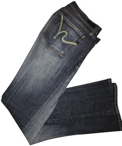 Citizens of Humanity Kelly #085 #1944 Style # 085-001 Boot Cut Jeans-Distressed