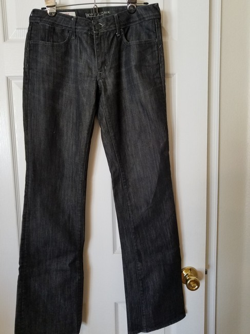 Banana Republic Boot Cut Jeans-Dark Rinse