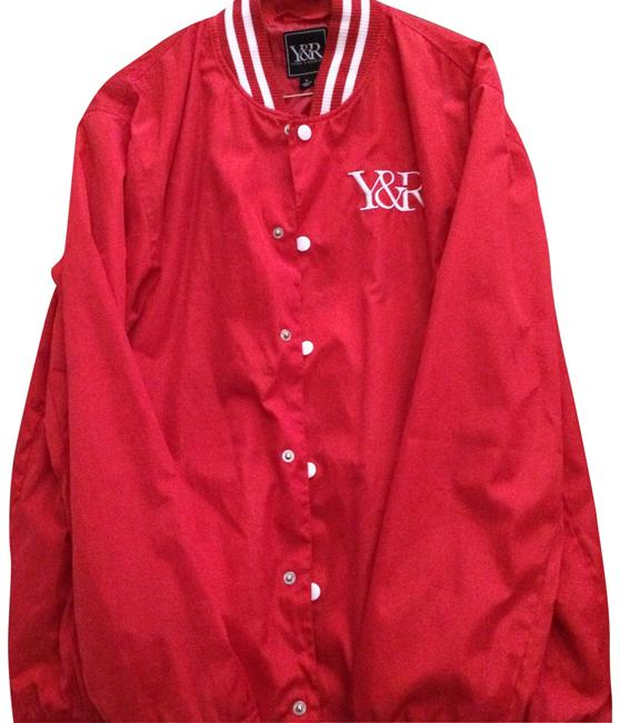 Young & Reckless Red Jacket