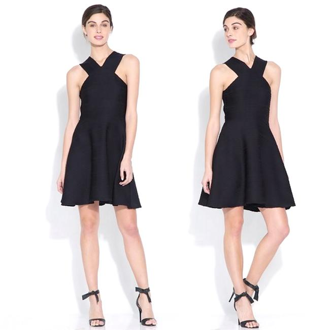 Preload https://item3.tradesy.com/images/shoshanna-black-dorian-night-out-dress-size-2-xs-23332847-0-0.jpg?width=400&height=650