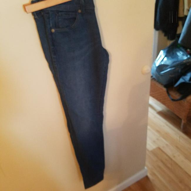 Burberry Brit Skinny Jeans-Medium Wash