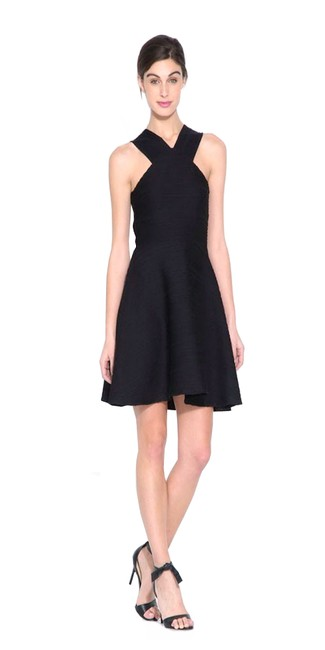 Preload https://item4.tradesy.com/images/shoshanna-black-dorian-night-out-dress-size-8-m-23332868-0-0.jpg?width=400&height=650
