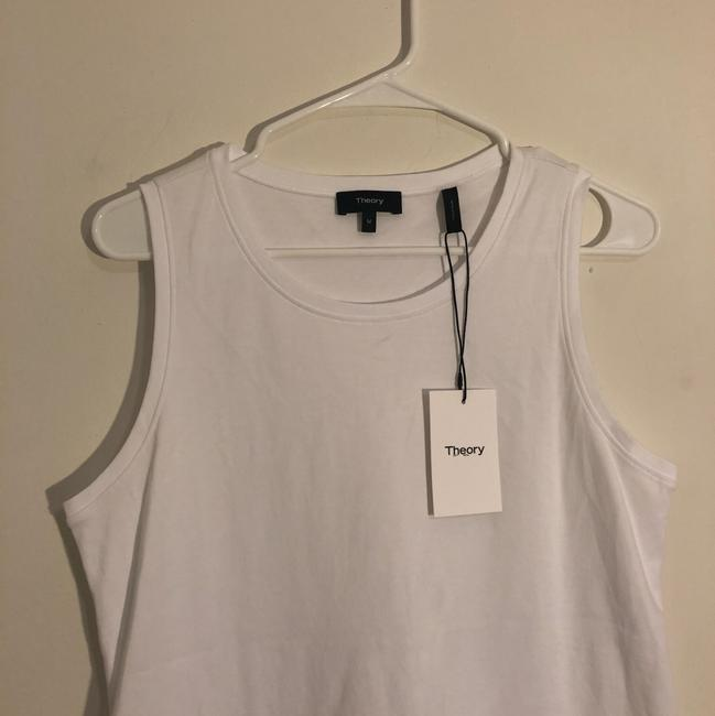 Theory Top White
