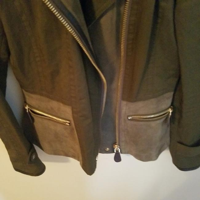 Burberry Brit Military Jacket